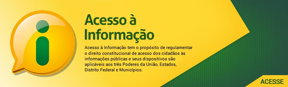 Acesso à informação: Garantindo a transparência ao cidadão